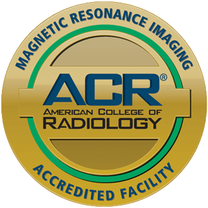 MRI Accredited Facility logo